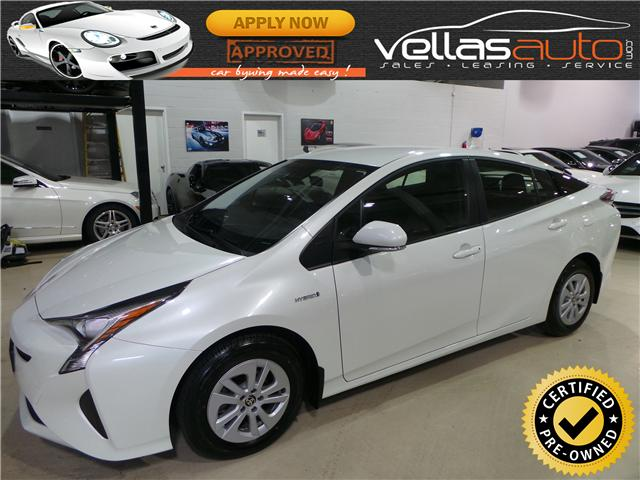 2018 Toyota Prius  (Stk: NP6929) in Vaughan - Image 1 of 23