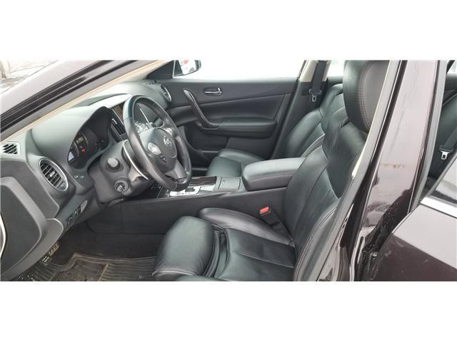 2013 Nissan Maxima SV (Stk: 18343-1) in Pembroke - Image 12 of 19