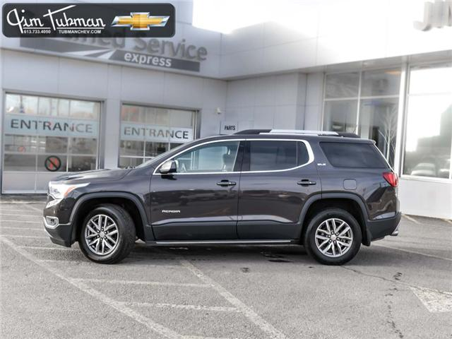 2018 GMC Acadia SLE-2 (Stk: R7098) in Ottawa - Image 2 of 24