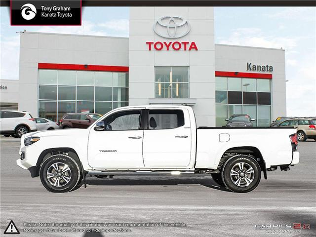 2017 toyota tacoma limited at 42516 for sale in ottawa. Black Bedroom Furniture Sets. Home Design Ideas