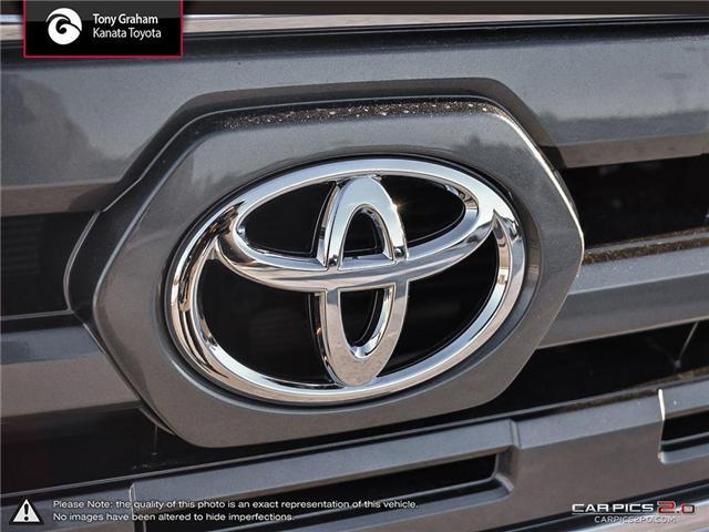 2017 Toyota Tacoma Limited (Stk: M2571) in Ottawa - Image 9 of 28
