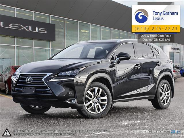 2016 Lexus NX 200t Base (Stk: Y3286) in Ottawa - Image 1 of 28