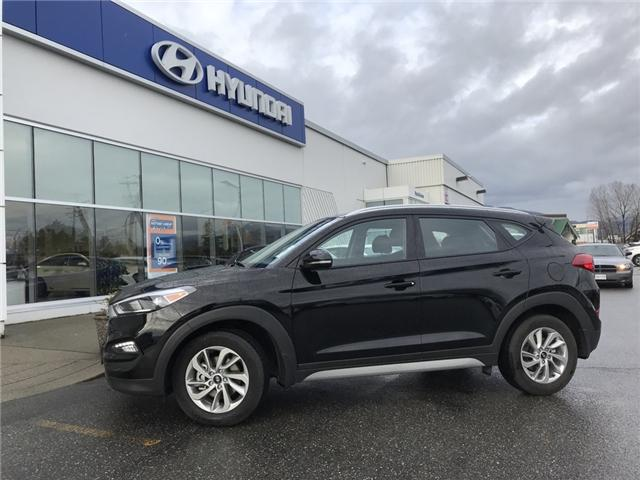 2018 Hyundai Tucson Premium 2.0L (Stk: H92-2448A) in Chilliwack - Image 1 of 12