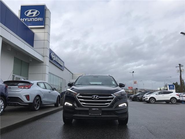 2018 Hyundai Tucson Premium 2.0L (Stk: H92-2448A) in Chilliwack - Image 3 of 12