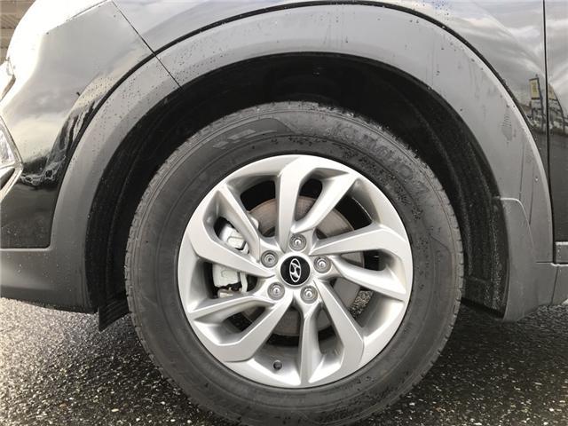 2018 Hyundai Tucson Premium 2.0L (Stk: H92-2448A) in Chilliwack - Image 4 of 12