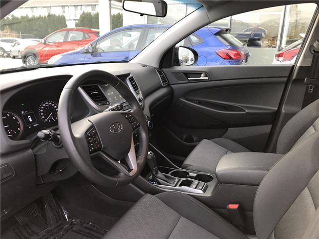 2018 Hyundai Tucson Premium 2.0L (Stk: H92-2448A) in Chilliwack - Image 6 of 12