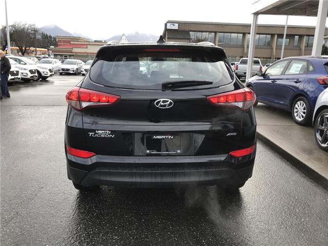 2018 Hyundai Tucson Premium 2.0L (Stk: H92-2448A) in Chilliwack - Image 8 of 12