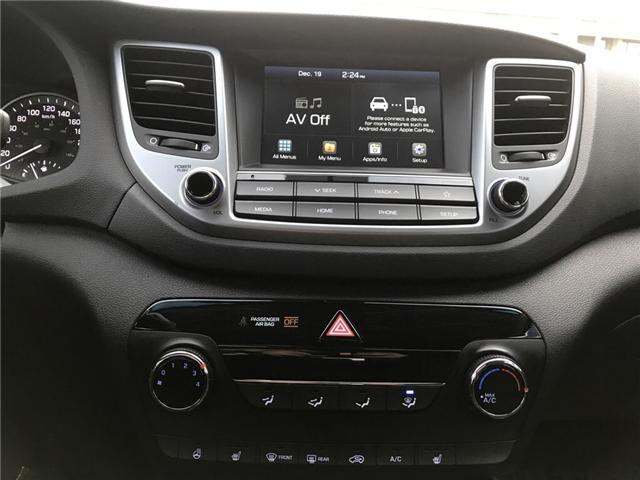 2018 Hyundai Tucson Premium 2.0L (Stk: H92-2448A) in Chilliwack - Image 11 of 12