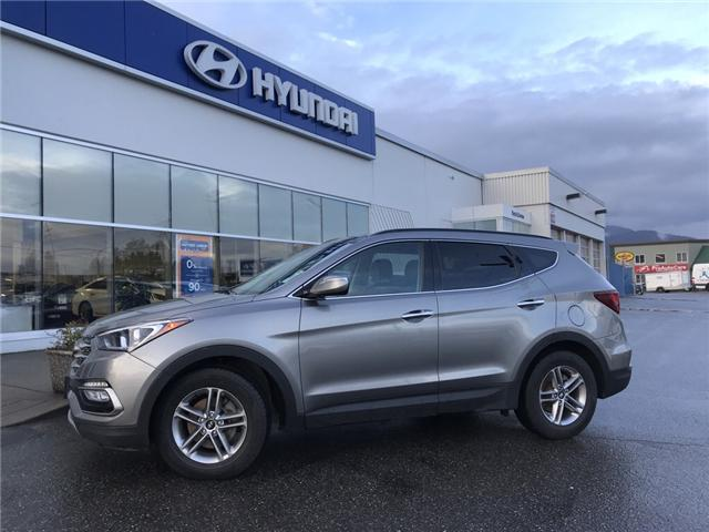2018 Hyundai Santa Fe Sport 2.4 SE (Stk: H18-0164P) in Chilliwack - Image 1 of 12