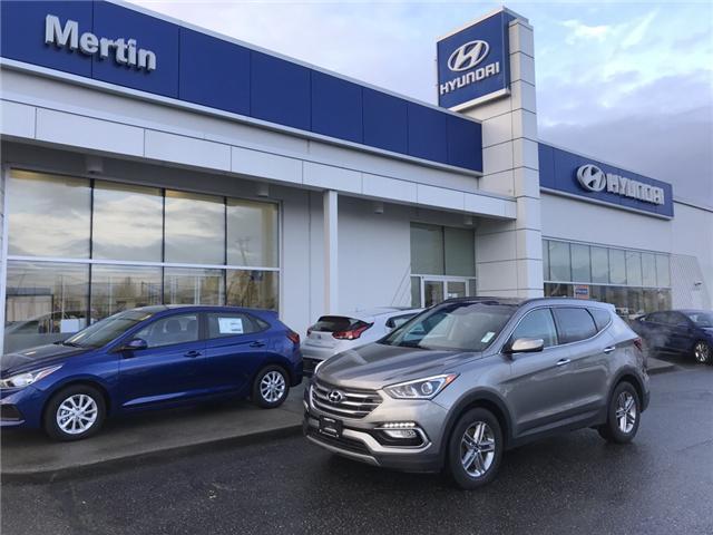 2018 Hyundai Santa Fe Sport 2.4 SE (Stk: H18-0164P) in Chilliwack - Image 2 of 12