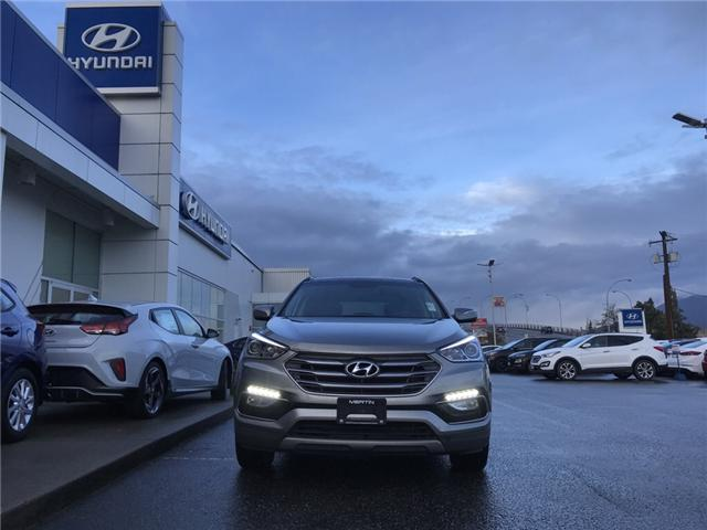 2018 Hyundai Santa Fe Sport 2.4 SE (Stk: H18-0164P) in Chilliwack - Image 3 of 12