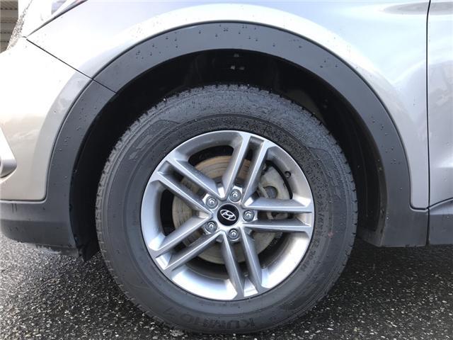2018 Hyundai Santa Fe Sport 2.4 SE (Stk: H18-0164P) in Chilliwack - Image 4 of 12