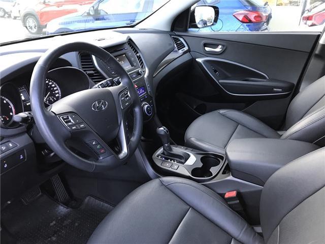 2018 Hyundai Santa Fe Sport 2.4 SE (Stk: H18-0164P) in Chilliwack - Image 6 of 12