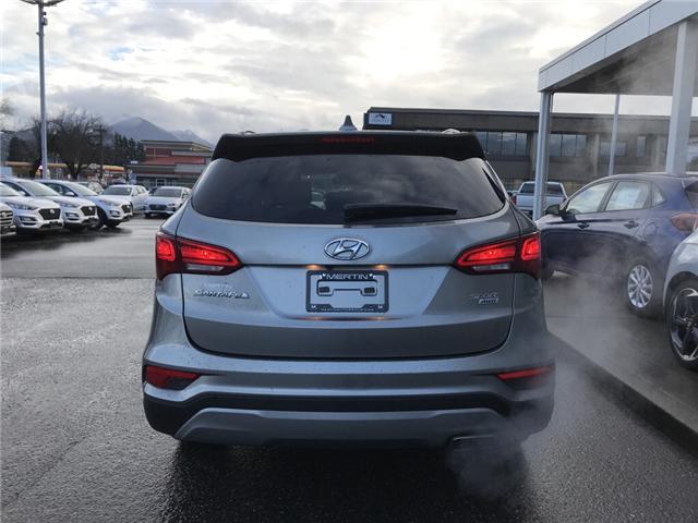 2018 Hyundai Santa Fe Sport 2.4 SE (Stk: H18-0164P) in Chilliwack - Image 8 of 12