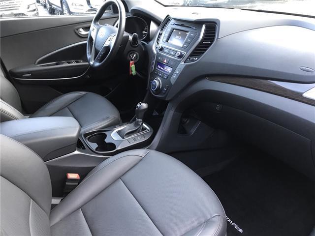 2018 Hyundai Santa Fe Sport 2.4 SE (Stk: H18-0164P) in Chilliwack - Image 9 of 12