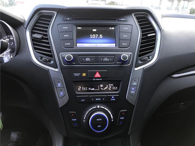 2018 Hyundai Santa Fe Sport 2.4 SE (Stk: H18-0164P) in Chilliwack - Image 10 of 12