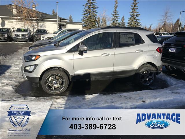 2018 Ford EcoSport SES (Stk: J-1541) in Calgary - Image 2 of 6