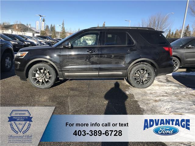 2019 Ford Explorer XLT (Stk: K-301) in Calgary - Image 2 of 5