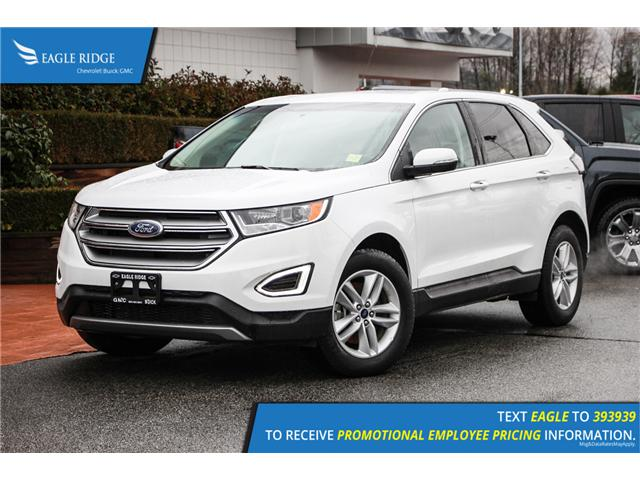 2018 Ford Edge SEL (Stk: 189326) in Coquitlam - Image 1 of 15