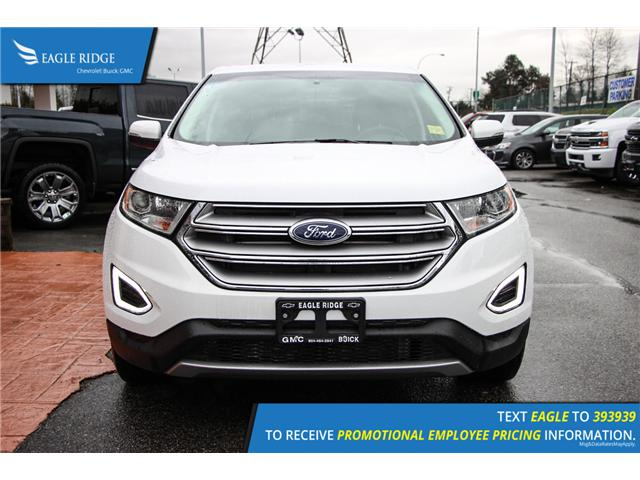2018 Ford Edge SEL (Stk: 189326) in Coquitlam - Image 2 of 15