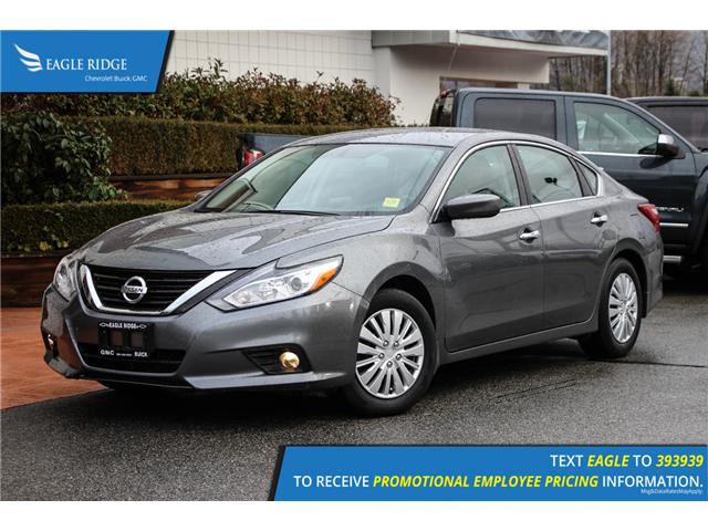 2017 Nissan Altima 2.5 (Stk: 179456) in Coquitlam - Image 1 of 14