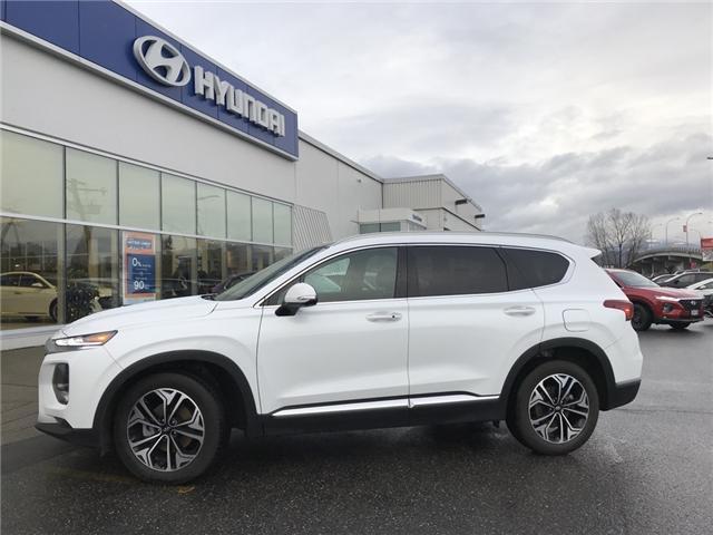 2019 Hyundai Santa Fe Ultimate 2.0 (Stk: H99-9499) in Chilliwack - Image 1 of 13