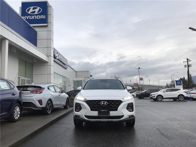 2019 Hyundai Santa Fe Ultimate 2.0 (Stk: H99-9499) in Chilliwack - Image 3 of 13