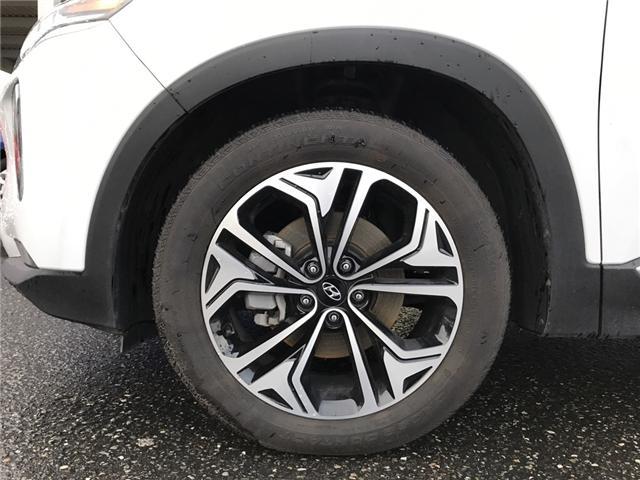 2019 Hyundai Santa Fe Ultimate 2.0 (Stk: H99-9499) in Chilliwack - Image 4 of 13