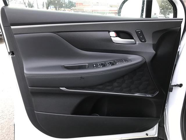 2019 Hyundai Santa Fe Ultimate 2.0 (Stk: H99-9499) in Chilliwack - Image 5 of 13