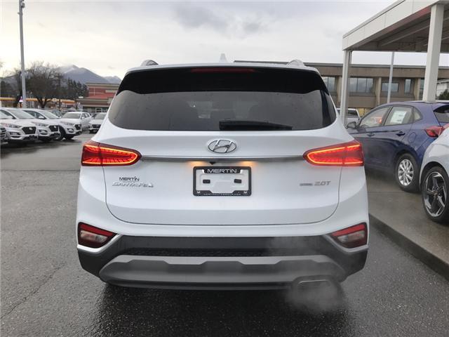 2019 Hyundai Santa Fe Ultimate 2.0 (Stk: H99-9499) in Chilliwack - Image 8 of 13