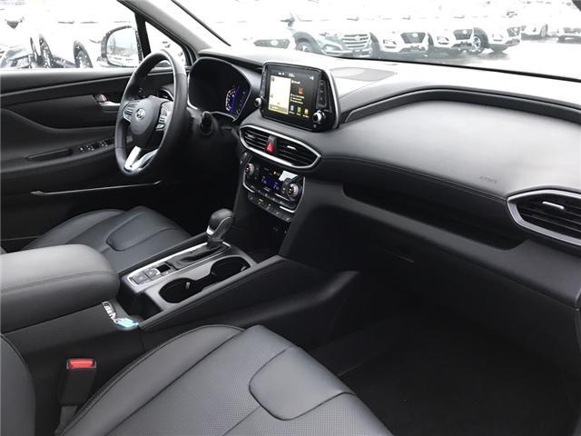 2019 Hyundai Santa Fe Ultimate 2.0 (Stk: H99-9499) in Chilliwack - Image 10 of 13