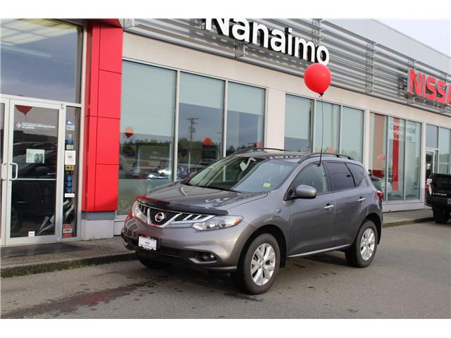 2013 Nissan Murano S (Stk: P0051) in Nanaimo - Image 1 of 9