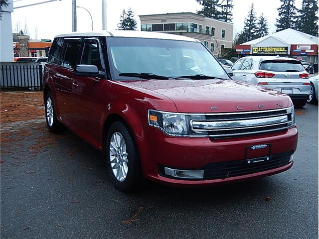 2013 Ford Flex SEL (Stk: VW0758A) in Surrey - Image 3 of 26