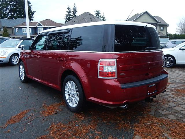 2013 Ford Flex SEL (Stk: VW0758A) in Surrey - Image 5 of 26