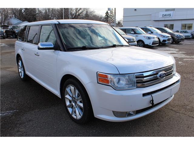 2011 Ford Flex Limited (Stk: 200444) in Brooks - Image 1 of 20