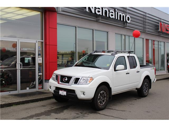 2018 Nissan Frontier PRO-4X (Stk: 8T0993A) in Nanaimo - Image 1 of 9