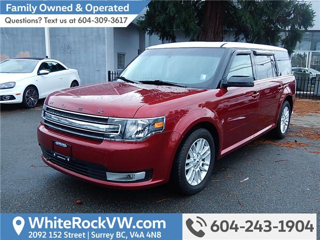 2013 Ford Flex SEL (Stk: VW0758A) in Surrey - Image 1 of 26