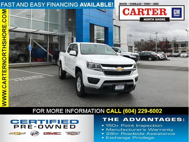 2015 Chevrolet Colorado WT (Stk: 971720) in North Vancouver - Image 1 of 28