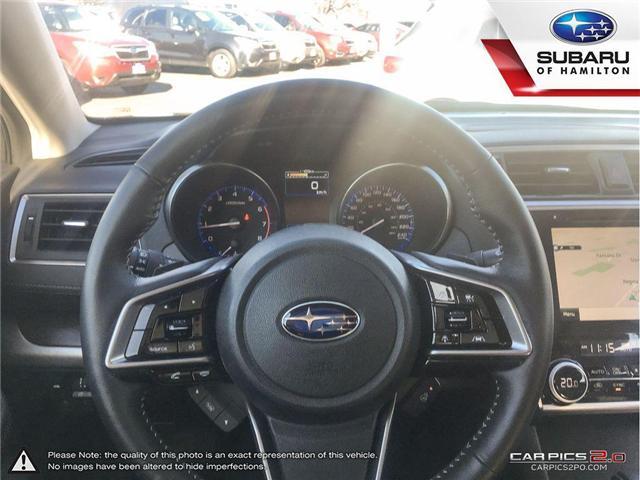 2018 Subaru Legacy 2.5i Limited w/EyeSight Package (Stk: U1395) in Hamilton - Image 8 of 26