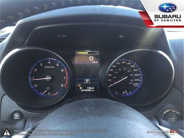 2018 Subaru Legacy 2.5i Limited w/EyeSight Package (Stk: U1395) in Hamilton - Image 9 of 26
