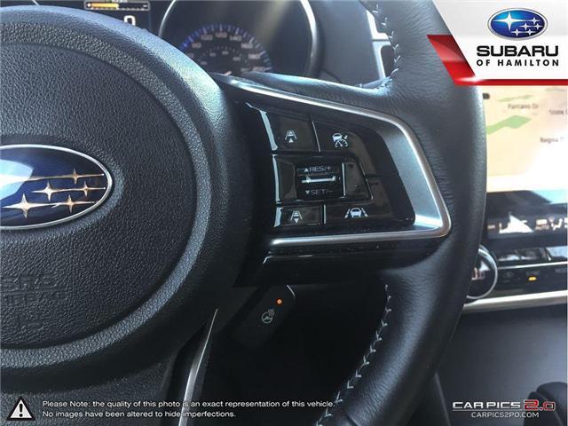 2018 Subaru Legacy 2.5i Limited w/EyeSight Package (Stk: U1395) in Hamilton - Image 10 of 26