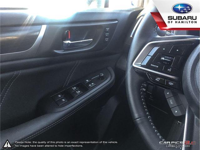 2018 Subaru Legacy 2.5i Limited w/EyeSight Package (Stk: U1395) in Hamilton - Image 11 of 26