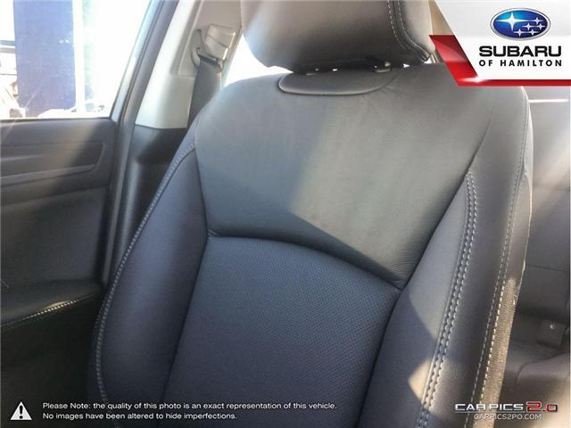 2018 Subaru Legacy 2.5i Limited w/EyeSight Package (Stk: U1395) in Hamilton - Image 14 of 26