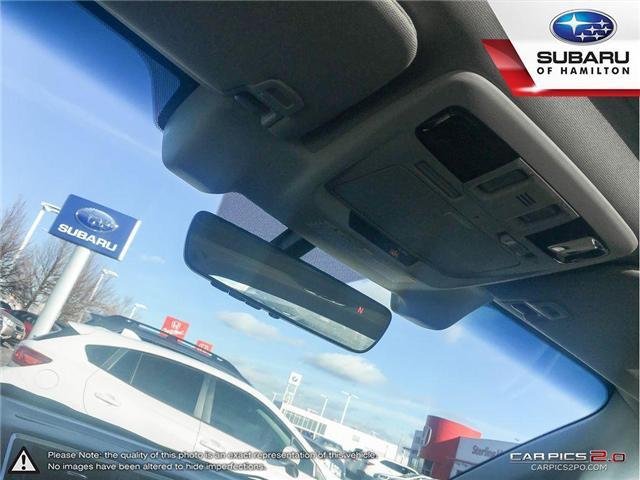 2018 Subaru Legacy 2.5i Limited w/EyeSight Package (Stk: U1395) in Hamilton - Image 15 of 26
