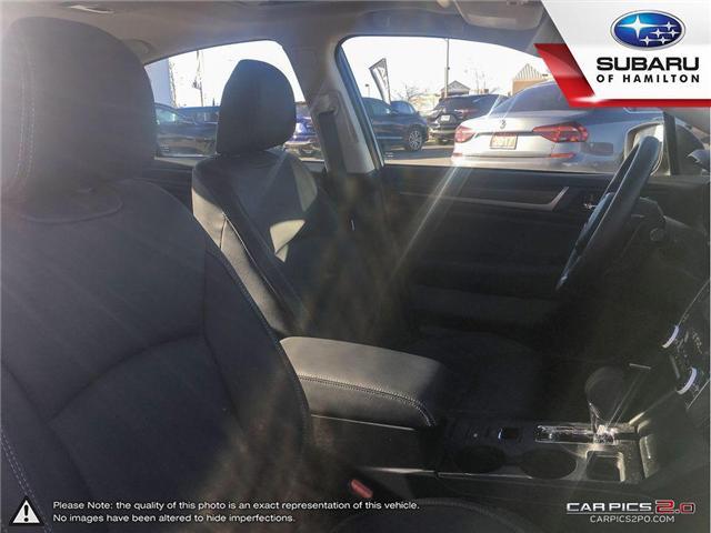 2018 Subaru Legacy 2.5i Limited w/EyeSight Package (Stk: U1395) in Hamilton - Image 16 of 26
