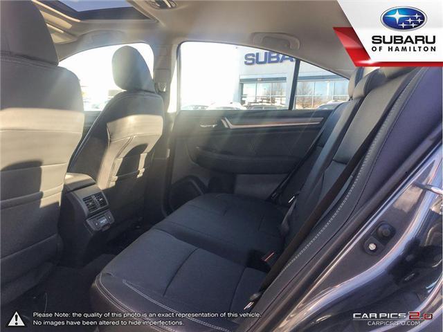 2018 Subaru Legacy 2.5i Limited w/EyeSight Package (Stk: U1395) in Hamilton - Image 17 of 26