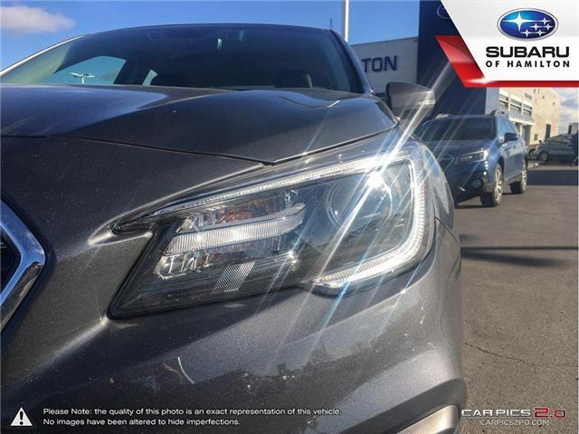 2018 Subaru Legacy 2.5i Limited w/EyeSight Package (Stk: U1395) in Hamilton - Image 22 of 26