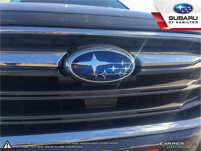 2018 Subaru Legacy 2.5i Limited w/EyeSight Package (Stk: U1395) in Hamilton - Image 23 of 26