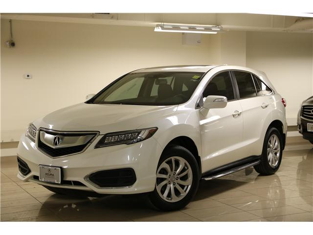 2017 Acura RDX Tech (Stk: TX12150A) in Toronto - Image 1 of 31