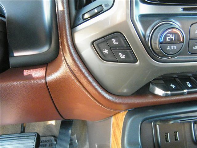 2017 Chevrolet Silverado 3500HD High Country (Stk: 56612) in Barrhead - Image 11 of 19